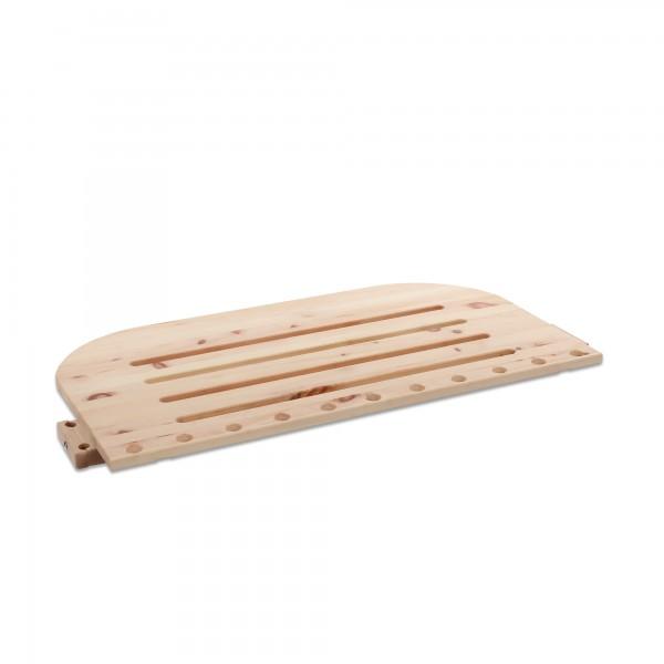 babybay Liegefläche aus Zirbelkiefer passend für Modell Comfort und Boxspring Comfort, natur unbehandelt