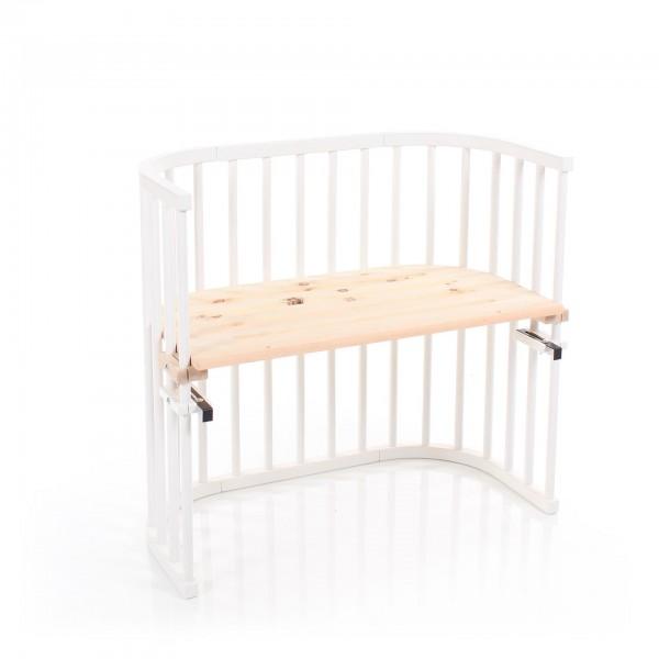 babybay Liegefläche aus Zirbelkiefer passend für Modell Original, natur unbehandelt