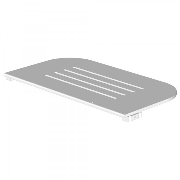 Zub(d) Bodenplatte für babybay boxspring XXL weiß lackiert 168102