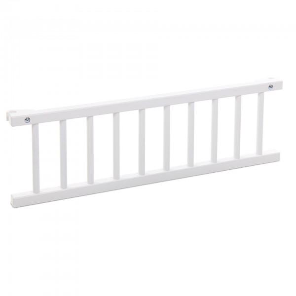 babybay Verschlussgitter passend für Modell Original, Mini und Midi, weiß lackiert