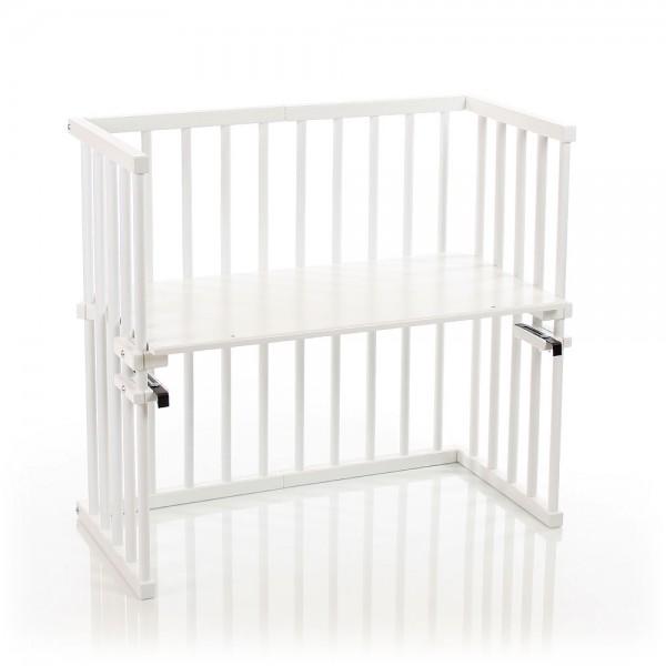 babybay midi weiß lackiert