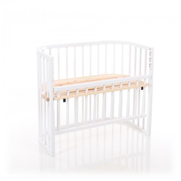babybay Liegefläche aus Zirbelkiefer passend für Modell Comfort und Boxspring Comfort, natur unbehan