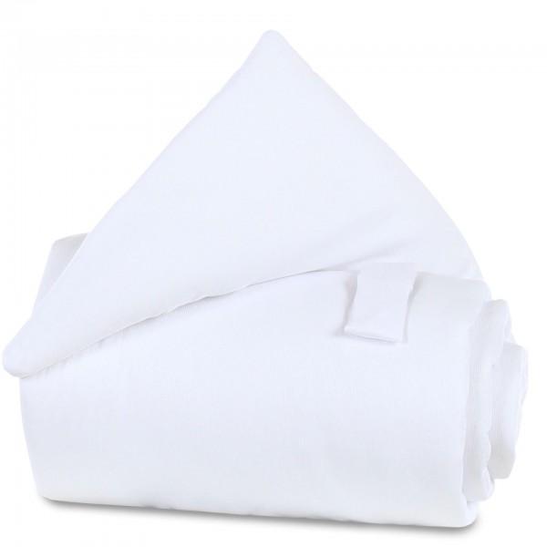 babybay Gitterschutz Cotton für Verschlussgitter alle Modelle, weiß