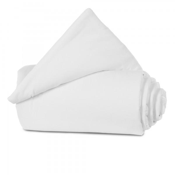 babybay Nestchen Organic Cotton passend für Modell Maxi, Boxspring, Comfort und Comfort Plus, weiß
