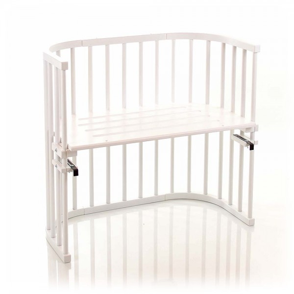 babybay Original co-sleeper, white varnished