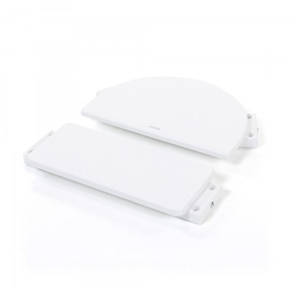 babybay Kinderstuhlumrüstsatz passend für Modell Original, Maxi und Comfort, weiß lackiert