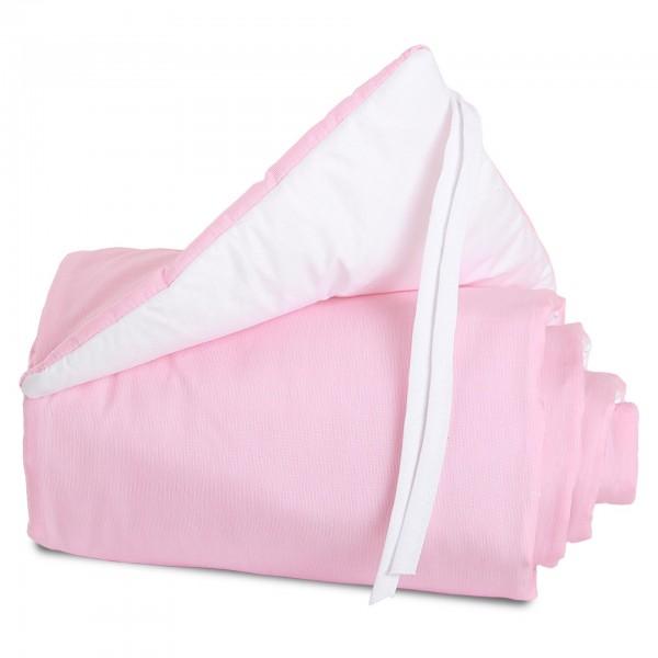babybay Nestchen Cotton passend für Modell Original, rosa/weiß