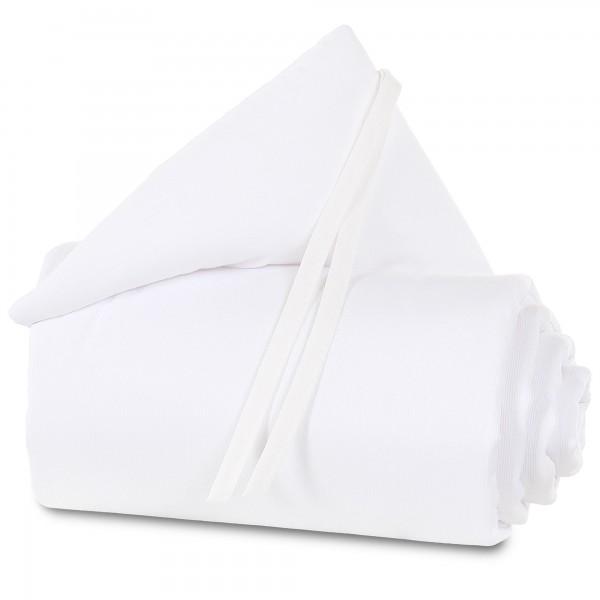 babybay Nestchen Piqué passend für Modell Maxi, Boxspring und Comfort, weiß