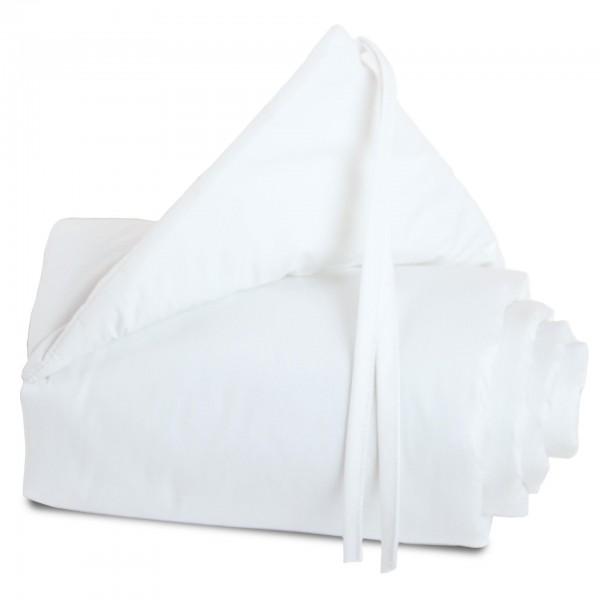 babybay Nestchen Cotton passend für Modell Maxi, Boxspring und Comfort, weiß