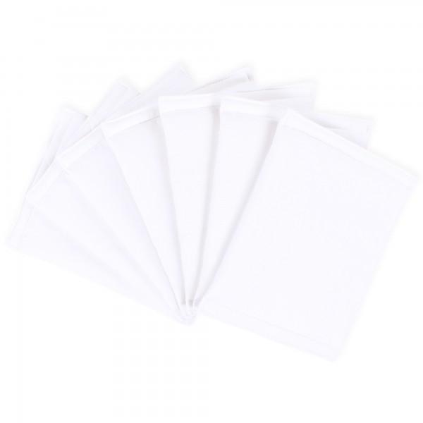 babybay Nestchen Ultrafresh Piqué passend für Modell Maxi, Boxspring, Comfort, Mini und Midi, weiß