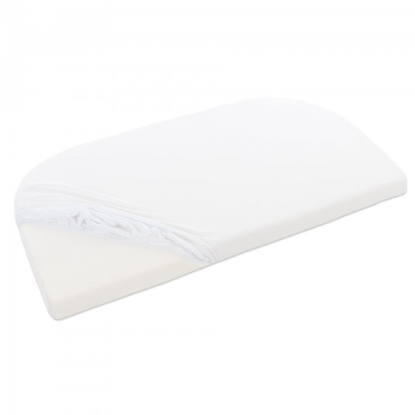 babybay Jersey Spannbetttuch Organic Cotton passend für Modell Maxi, Midi, Mini, Boxspring, Trend un